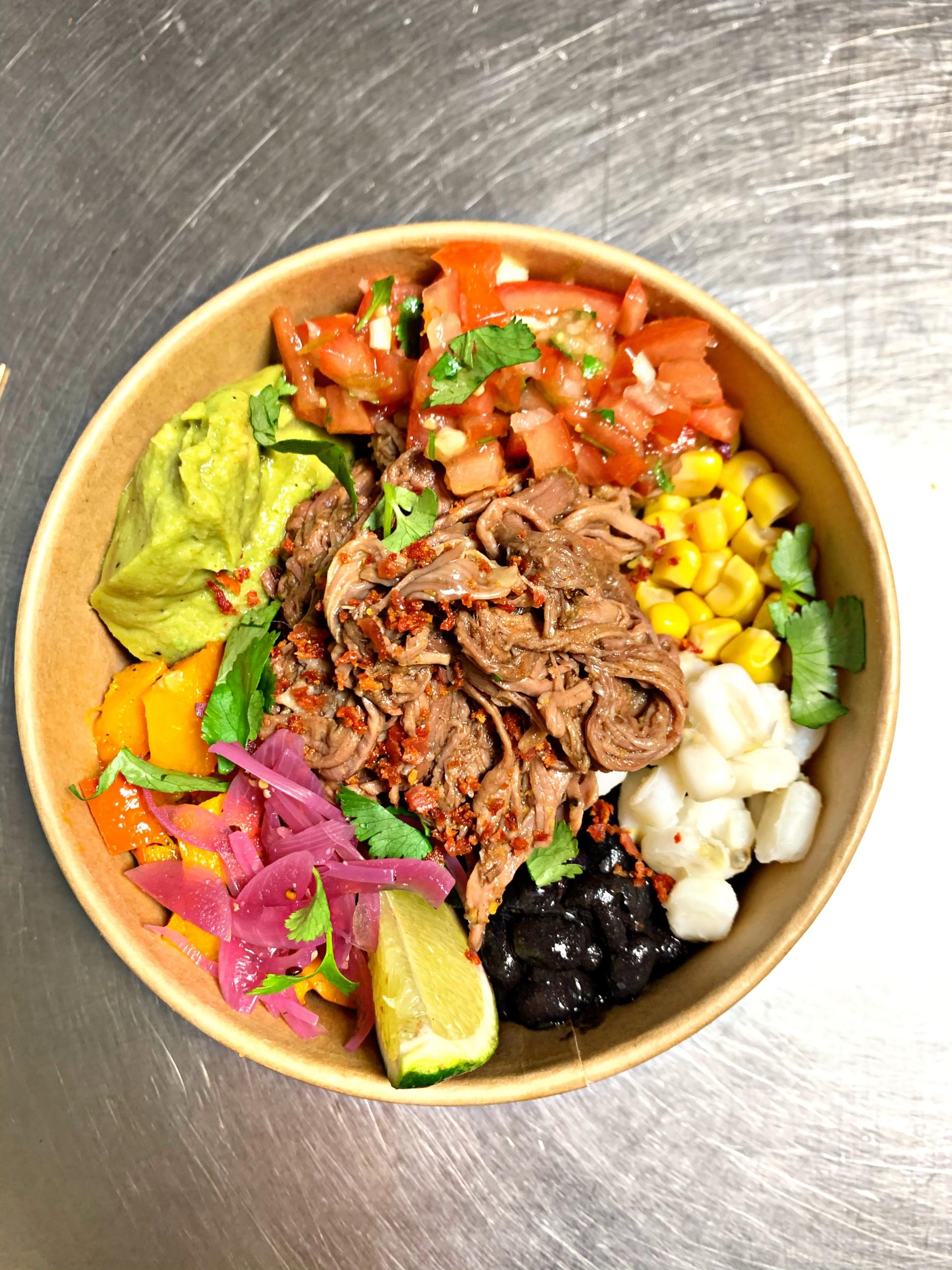 Burrito Bowl 400g