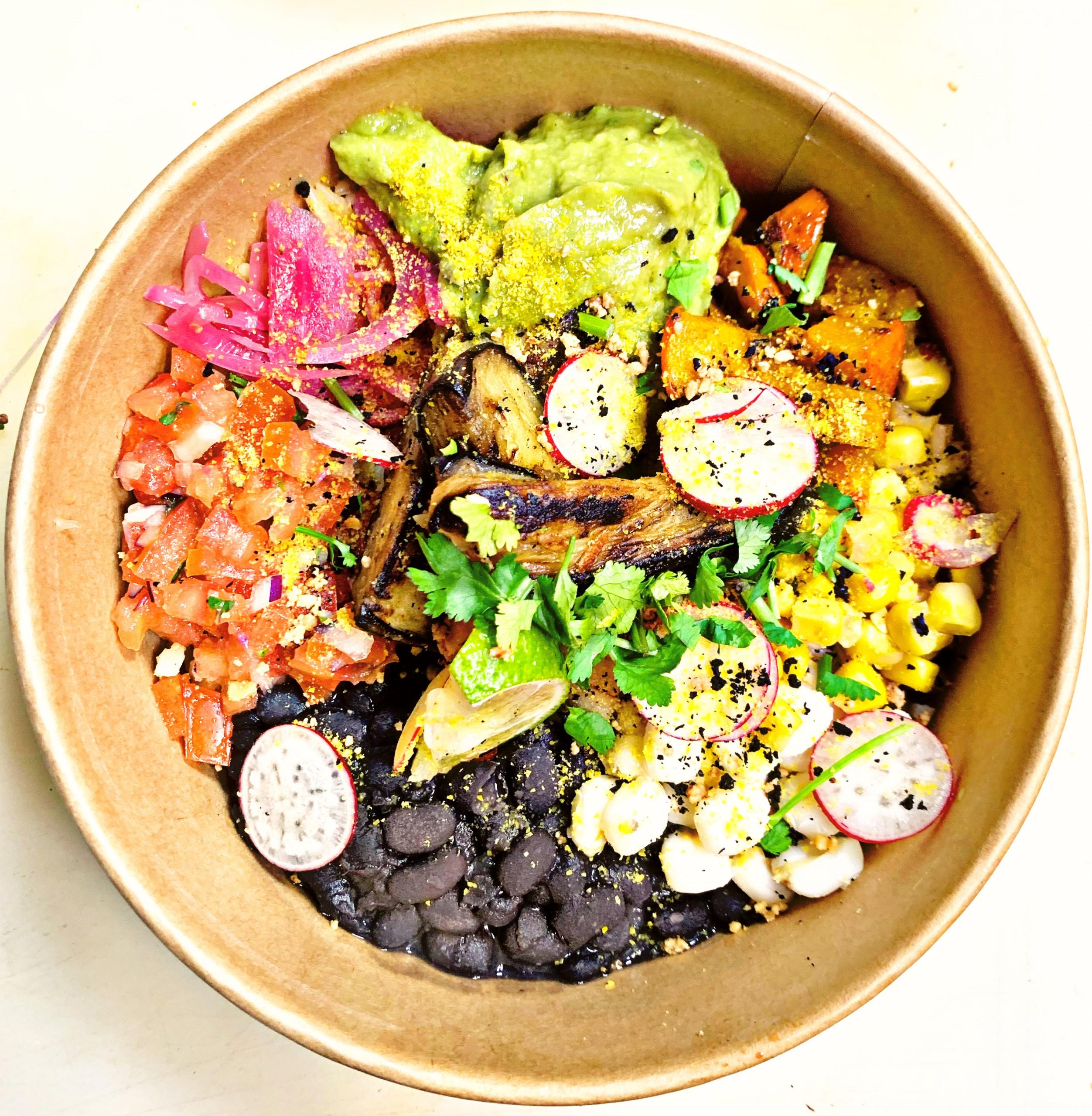 Burrito Bowls Veggie 400g
