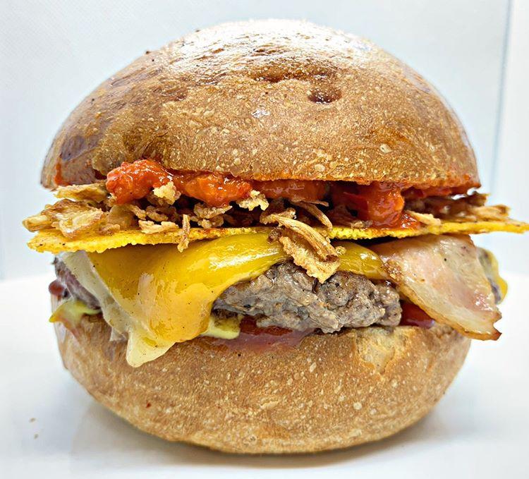 Trnavský burger